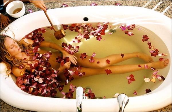 ванна с медом для похудения